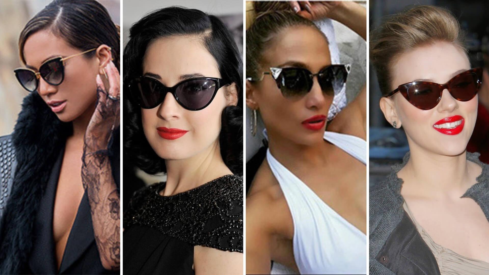 b89009f8f ... Marilyn Monroe preslávili tento originálny typ okuliarov a v súčasnosti  je opäť veľmi IN. Obľubujú ho celebrity, ako latino diva Jennifer Lopez, ...