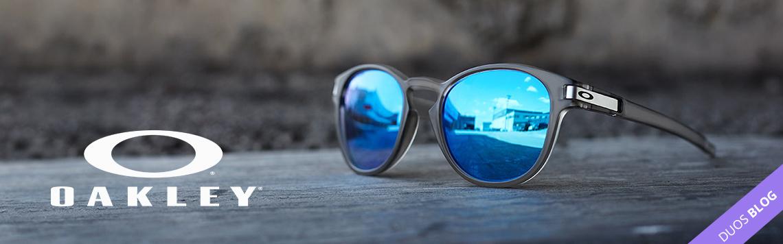 168ba20be 5 dôvodov, prečo si vybrať okuliare Oakley - DUOS BLOG
