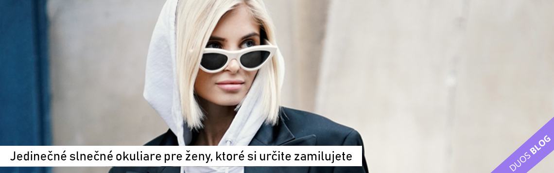 fabd42dbf Jedinečné slnečné okuliare pre ženy, ktoré si určite zamilujete