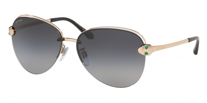 BVLGARI BV6121KB 395/T3 POLARIZED