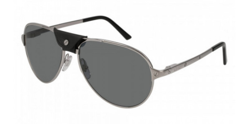 CARTIER CT0034S 001 POLARIZED