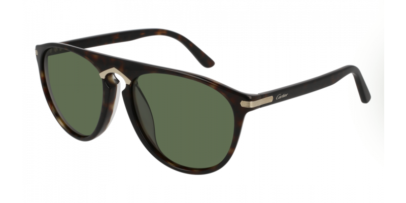 CARTIER CT0013SA 002 POLARIZED