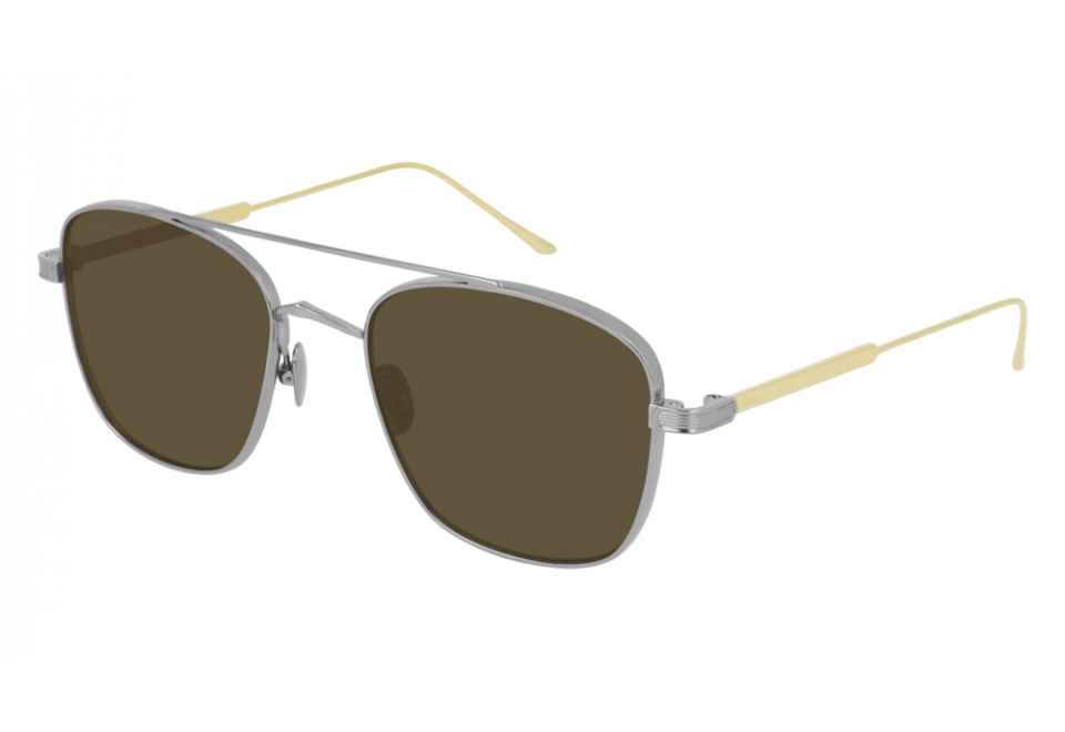 CARTIER CT0163S 003 POLARIZED
