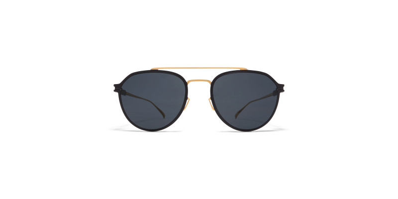 MYKITA HARRIS Gold/Black