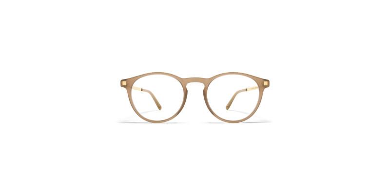 MYKITA ERVA C7 Taupe/Glossy Gold