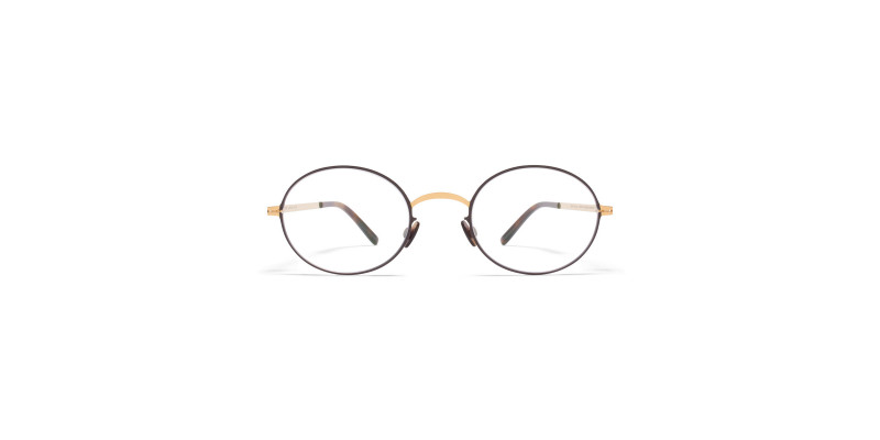 MYKITA NEA Gold/Dark Brown
