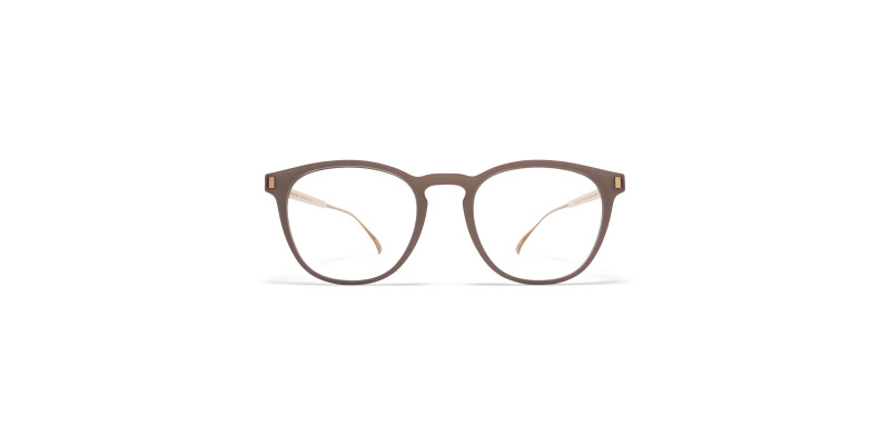 MYKITA GUAVA MH17 Taupe Grey/Champagne Gold