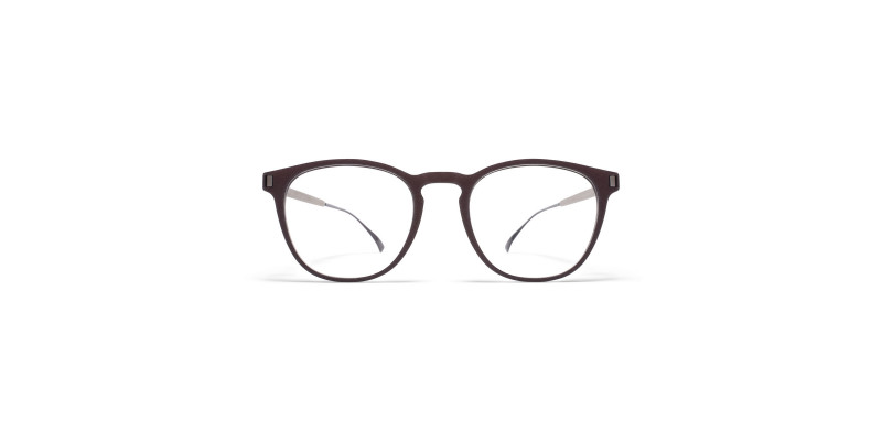 MYKITA GUAVA MH25 Ebony Brown/Shiny Graphite