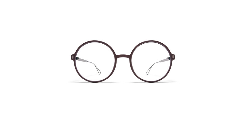 MYKITA HAZE MH25 Ebony Brown/Shiny Graphite