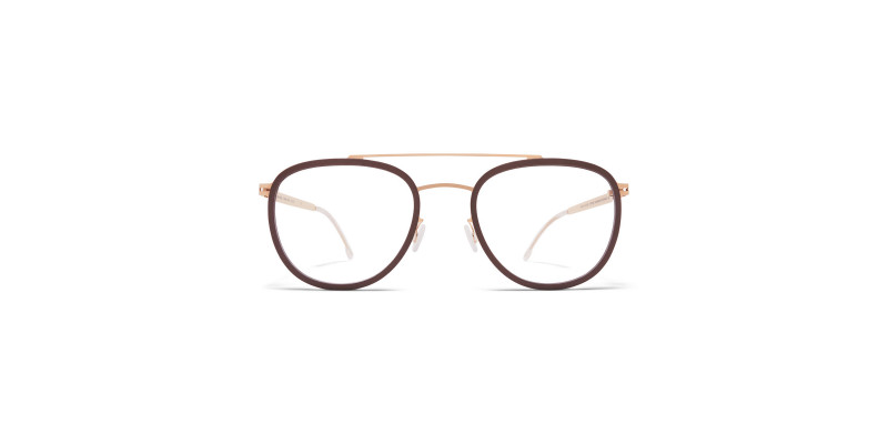 MYKITA HOPS MH17 Taupe Grey/Champagne Gold