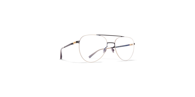 MYKITA JUN Gold/Black