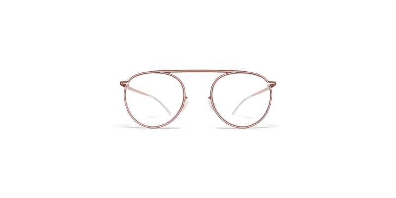 MYKITA  STUDIO6.5 Shiny Copper/Aurore
