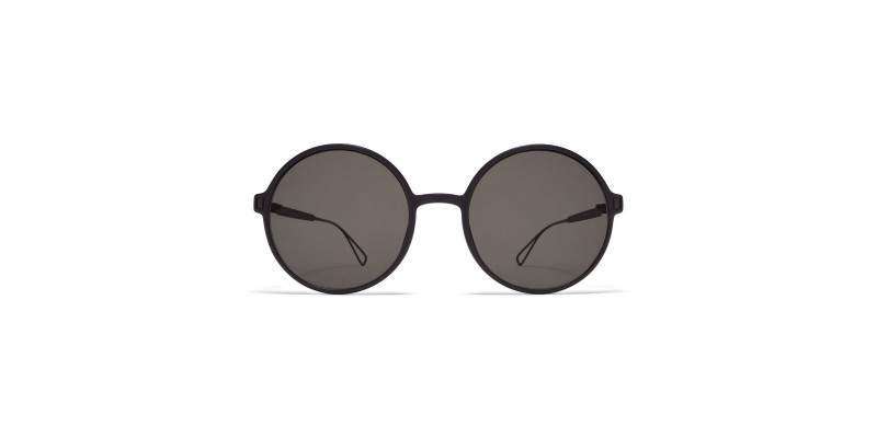 MYKITA HAZE MH6 Pitch Black/Black