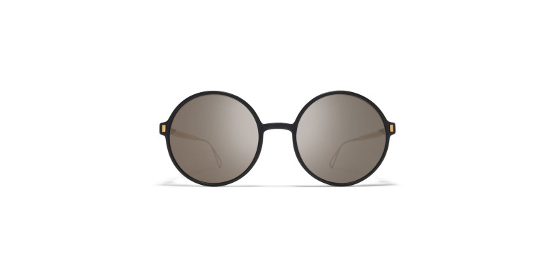 MYKITA HAZE MH7 Pitch Black/Glossy Gold