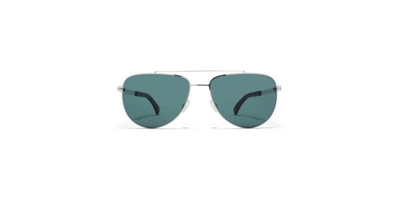 MYKITA LEAF MH10 Navy Blue/Shiny Silver