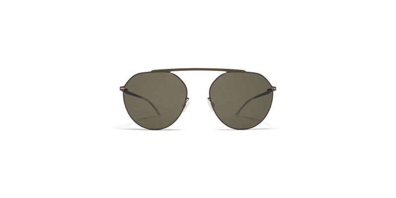 MYKITA SOLOMON Shiny Copper/Camou Green