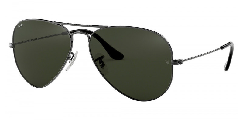 RB3025 AVIATOR LARGE METAL W0879