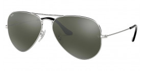 RB3025 AVIATOR LARGE METAL W3277
