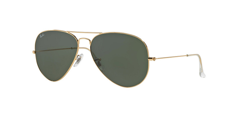 RB3025 AVIATOR LARGE METAL 001
