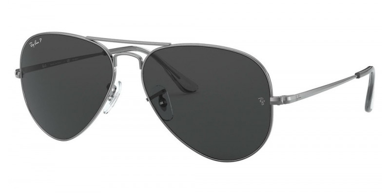 RB3689 AVIATOR METAL II 004/48 POLARIZED