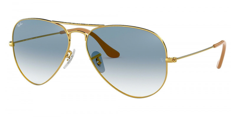 766dd0a67 Ray-Ban AVIATOR LARGE METAL RB3025 001/3F