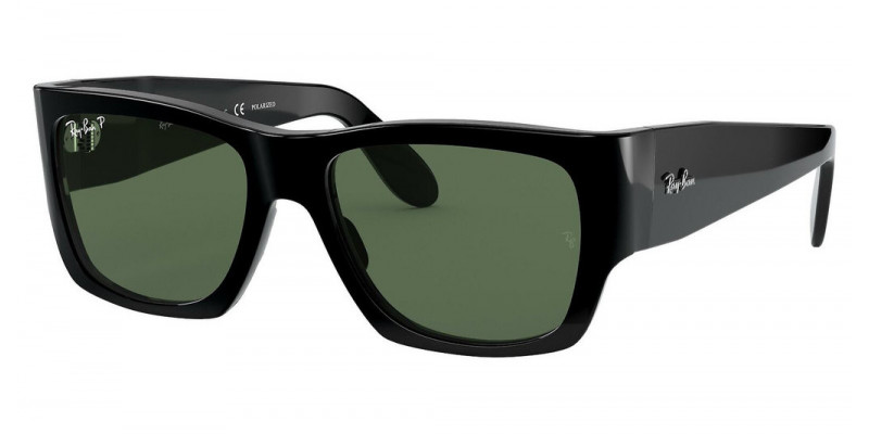RB2187 WAYFARER NOMAD 901/58 POLARIZED