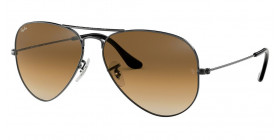 RB3025 AVIATOR LARGE METAL 004/51