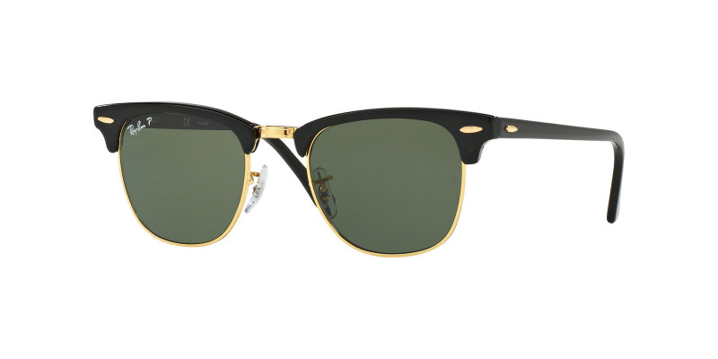Ray-Ban CLUBMASTER RB3016 901/58 POLARIZED