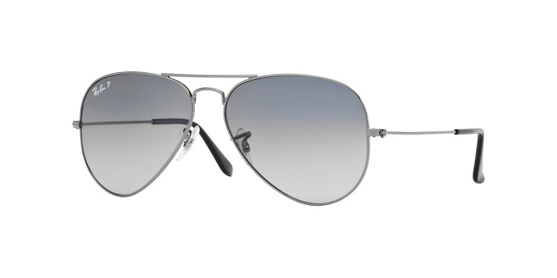 b6a9a774f Ray-Ban AVIATOR GRADIENT RB3025 004/78 POLARIZED
