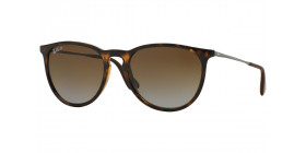 ERIKA CLASSIC HAVANA COLLECTION RB4171 710/T5 POLARIZED