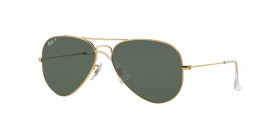 AVIATOR CLASSIC RB3025 001/58 POLARIZED