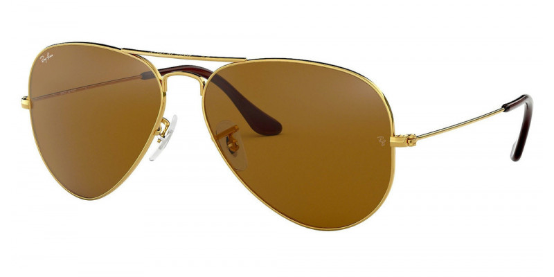RB3025 AVIATOR LARGE METAL 001/33