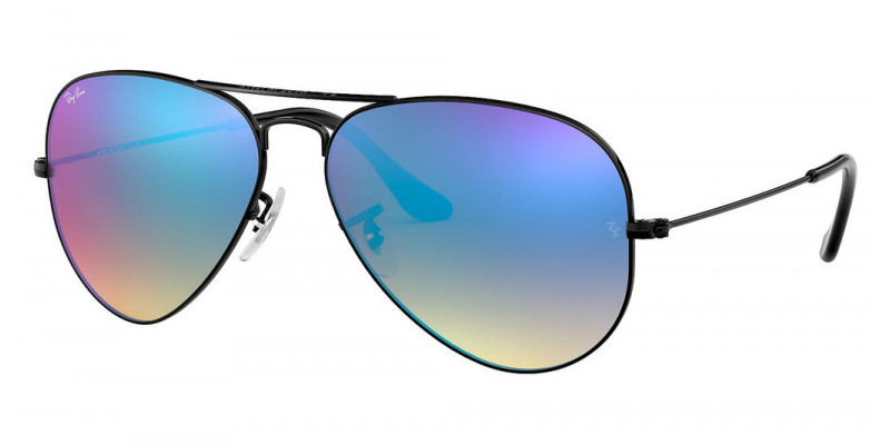 RB3025 AVIATOR LARGE METAL 002/4O
