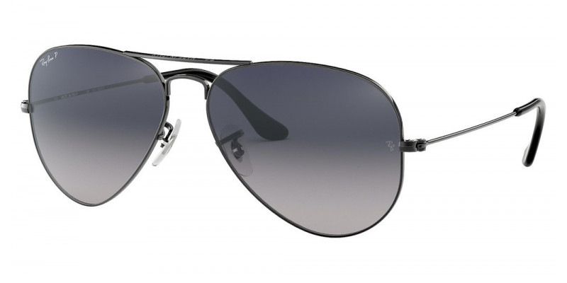 RB3025 AVIATOR LARGE METAL 004/78 POLARIZED