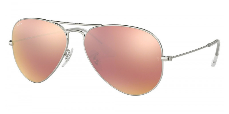 RB3025 AVIATOR LARGE METAL 019/Z2