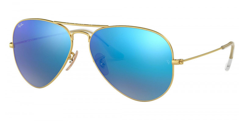 RB3025 AVIATOR LARGE METAL 112/17