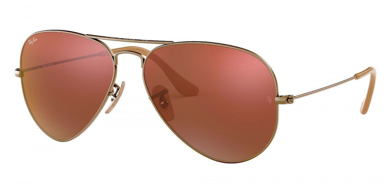 RB3025 AVIATOR LARGE METAL 167/2K