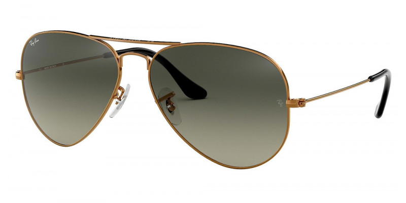 RB3025 AVIATOR LARGE METAL 197/71