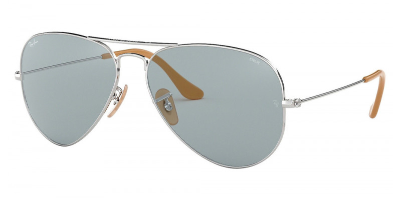 RB3025 AVIATOR LARGE METAL 9065I5