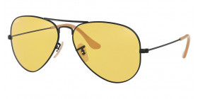 RB3025 AVIATOR LARGE METAL 90664A