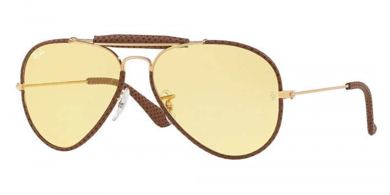 Ray-Ban RB3422Q AVIATOR CRAFT 90424A