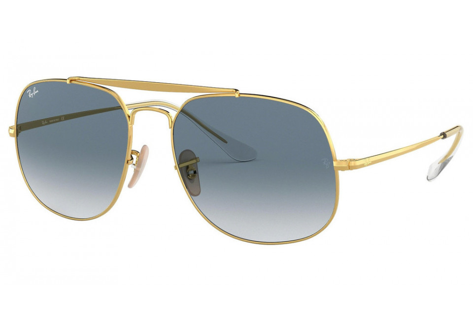 Ray-Ban RB3561 THE GENERAL 001/3F