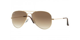 AVIATOR GRADIENT RB3025 001/51