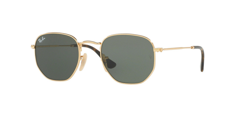 Ray-Ban HEXAGONAL FLAT LENSES RB3548N 001