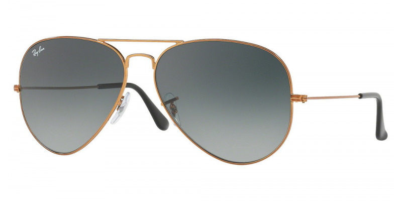 RB3026 AVIATOR LARGE METAL II 197/71