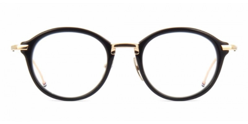 THOM BROWNE TB 011 BLK/GLD optical