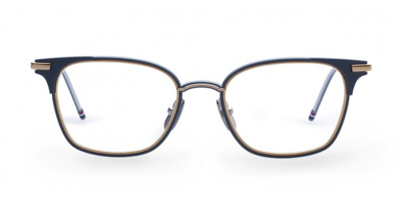 THOM BROWNE TB 107 BLK/GLD optical
