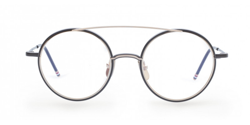 THOM BROWNE TB 108 BLK/GLD optical
