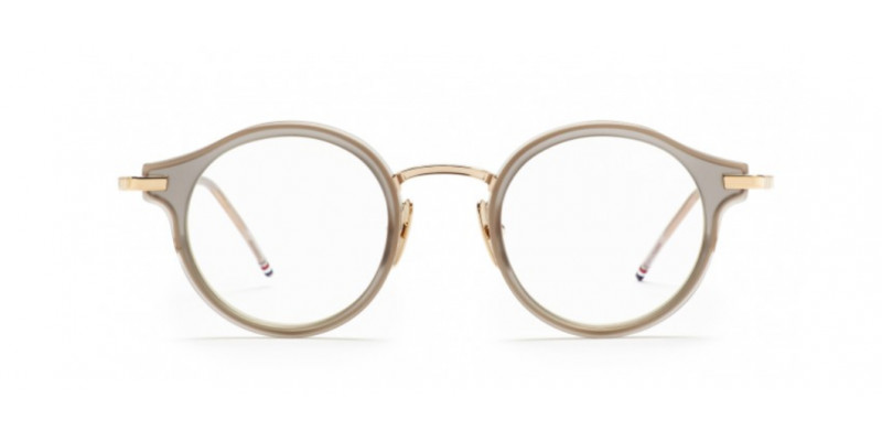 THOM BROWNE TB 807 GRY/GLD optical