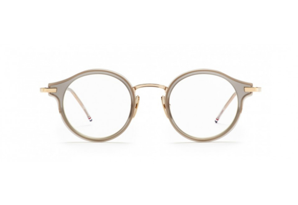 THOM BROWNE TB807 GRY/GLD optical
